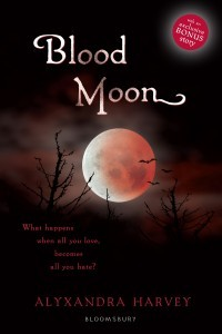 Blood Moon by Alyxandra Harvey