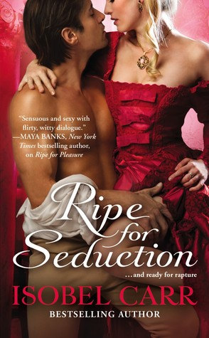 Ripe for Seduction (The League of Second Sons, #3)