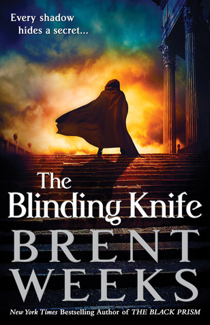 The Blinding Knife by Brent Weeks