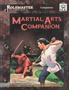 Martial Arts Companion (Rolemaster Standard System, #5602)