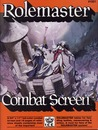 Rolemaster Combat Screen (Rolemaster 2nd Edition,#1001)