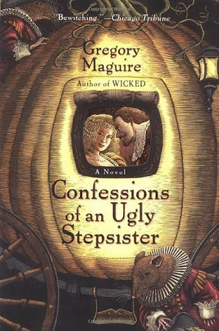 Book Review: Confessions of an Ugly Stepsister