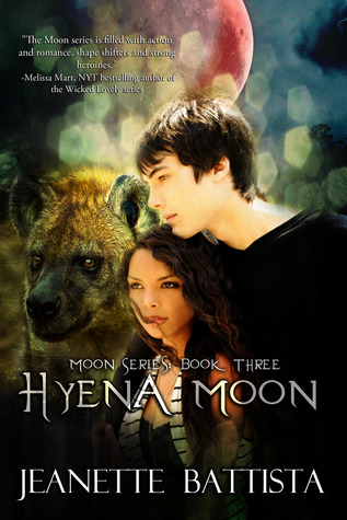 Hyena Moon by Jeanette Battista