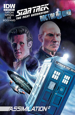 Star Trek: The Next Generation / Doctor Who: Assimilation 2 (Assimilation 2, #1)