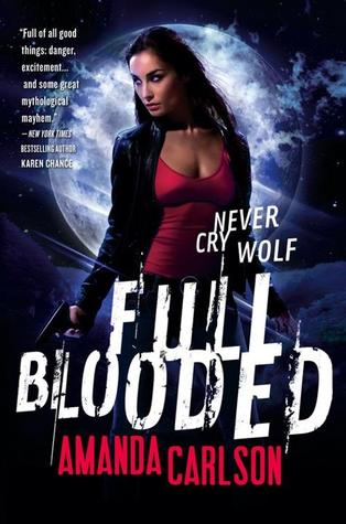 11823873 Smash reviews Full Blooded by Amanda Carlson + Giveaway!