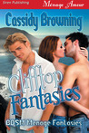 Clifftop Fantasies  (BDSM Menage Fantasies #1)
