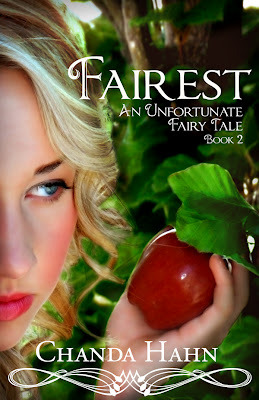 Fairest An Unfortunate Fairy Tale series Chanda Hahn epub download and pdf download