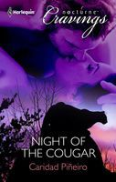 Night of the Cougar by Caridad Piñeiro