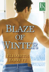 Blaze of Winter (Star Harbor #2)