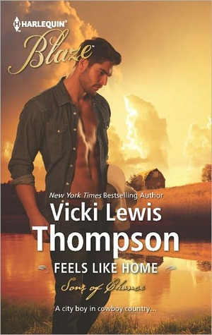 Feels Like Home (Sons of Chance, #9)