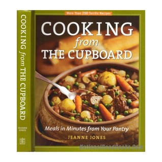 Cooking from the Cupboard by Jeanne Jones