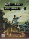 Rolemaster Companion V (Rolemaster 2nd Edition, #1900)