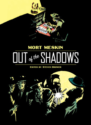 Out of the Shadows by Mort Meskin