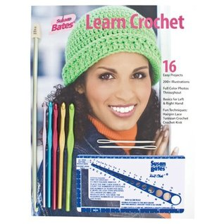 Susan Bates Learn Crochet