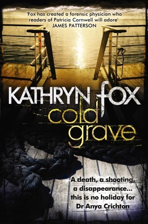 Cold Grave by Kathryn Fox