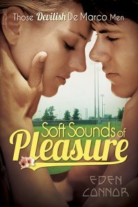 Soft Sounds of Pleasure by Eden Connor