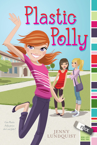 Michelle's Review: Plastic Polly by Jenny Lundquist