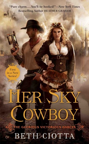 Review: Her Sky Cowboy by Beth Ciotta