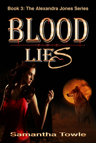 Blood Lies by Samantha Towle