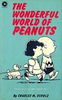 Wonderful World of Peanuts by Charles M. Schulz