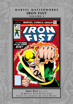 Marvel Masterworks: Iron Fist, Vol. 2