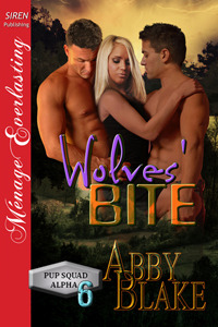 Wolves' Bite (PUP Squad Alpha, #6)