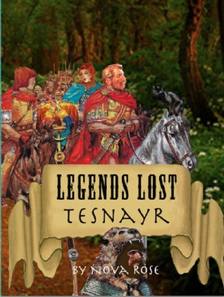 Tesnayr (Legends Lost #1)