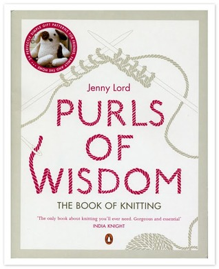 Purls of Wisdom by Jenny Lord