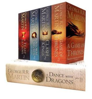 A Song of Ice and Fire - A Game of Thrones, A Clash of Kings,... by George R.R. Martin