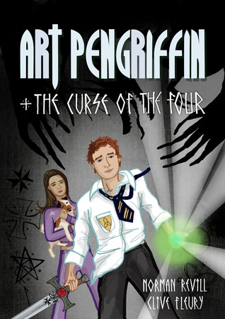 Art Pengriffin & The Curse Of The Four by Norman Revill
