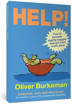 Help! by Oliver Burkeman