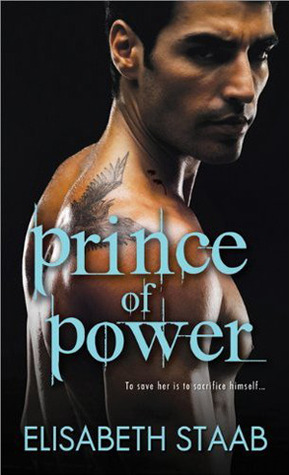 14296543 Mel reviews Prince of Power by Elisabeth Staab