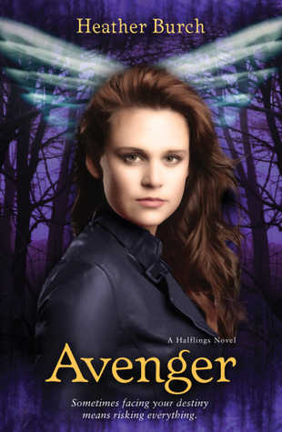 Avenger (Halflings, #3)