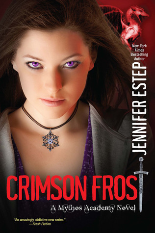 Review: Crimson Frost by Jennifer Estep