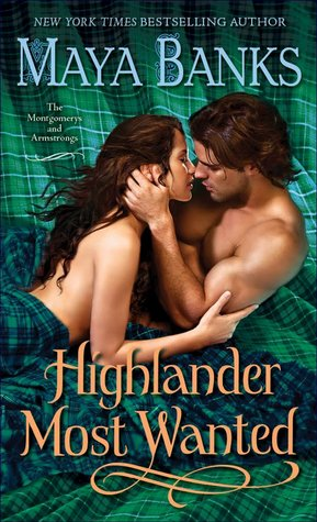 Review: Highlander Most Wanted by Maya Banks