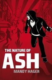 The Nature of Ash by Mandy Hager