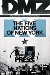 DMZ, Vol. 12: The Five Nations of New York