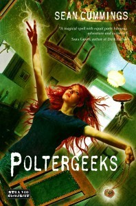 Poltergeeks (Poltergeeks, #1)