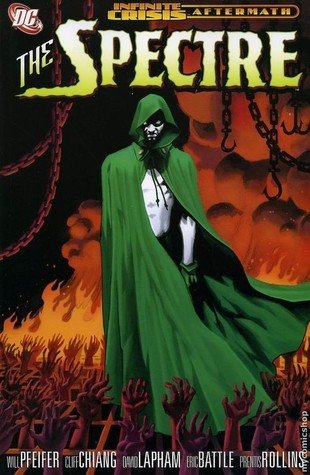 Infinite Crisis Aftermath: The Spectre