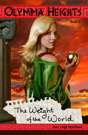 The Weight of the World by Amy Leigh Strickland