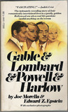 Gable, Lombard, Powell And Harlow
