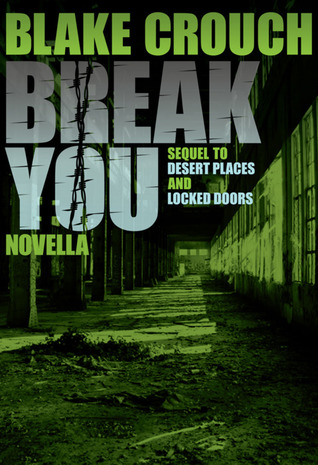 Break You (Andrew Z. Thomas, #3)