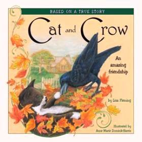 Cat and Crow: An Amazing Friendship