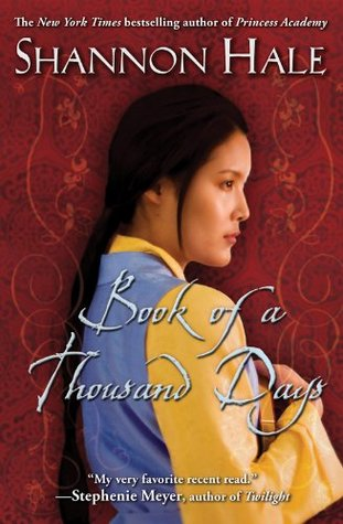 Book of a Thousand Days