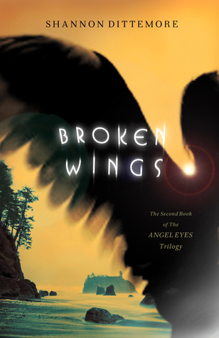 Broken Wings (Angel Eyes, #2)