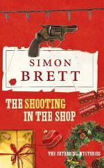 The Shooting in the Shop by Simon Brett