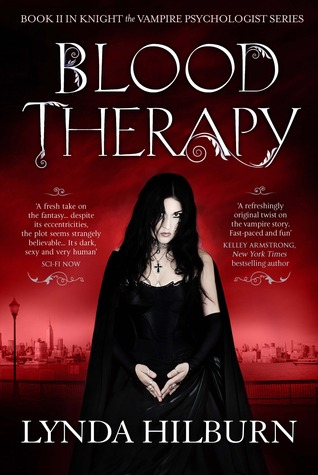 Blood Therapy by Lynda Hilburn