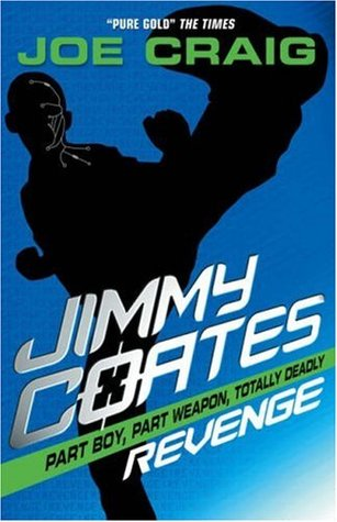 Revenge Jimmy Coates 3