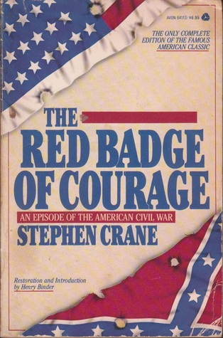 christian symbolism in stephen cranes novel the red badge of courage First printing ofstephen crane's masterpiece 'the red badge of courage'crane, stephen sun, by christian civil war novel the red badge of courage.