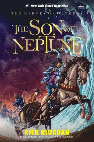 the son of neptune story review Neptune and amphitrite married and as a reward for his help, neptune placed the image of the dolphin among the stars as the constellation dolphinus, the dolphin among their children apollo was the son of jupiter(in greek zeus) and leto (letona) he was the god of the sun, logic, and.